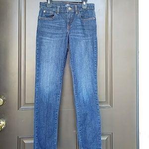 GAP Kids Girls Skinny Boyfriend Jeans Size 12